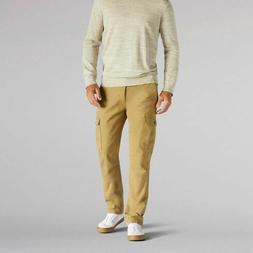 NWT Lee Men's Modern Series Slim Fit Tapered Leg Cargo Pants
