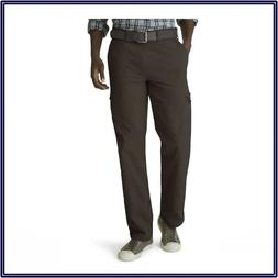 NWT Men's Dockers Pacific Collection Flat-Front Crossover Ca