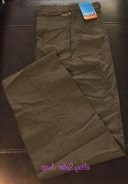 NWT Columbia Men's Silver Ridge Cargo Pants Major 42 x 34