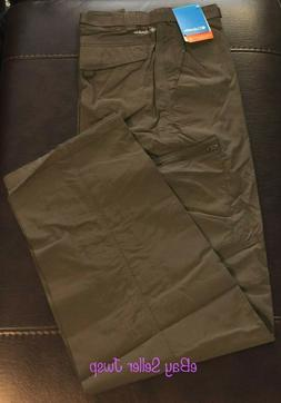 NWT Columbia Men's Silver Ridge Cargo Pants Major 40 x 34