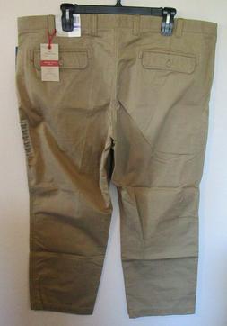 NWT Dockers Mens B&T Iconic Trooper Cargo Pants 48x30 Khaki