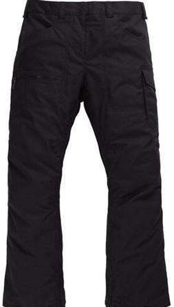 NWT Men's Burton Covert Pant, True Black New Black Size XS