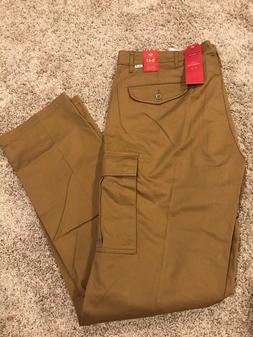 MENS LEVI'S 541 ATHLETIC FIT W/STRETCH CARGO PANTS BIG&TALL
