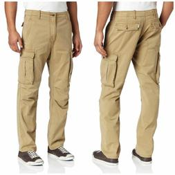 NWT MENS LEVIS CARGO I RELAXED FIT PANTS MSRP $64 British Kh