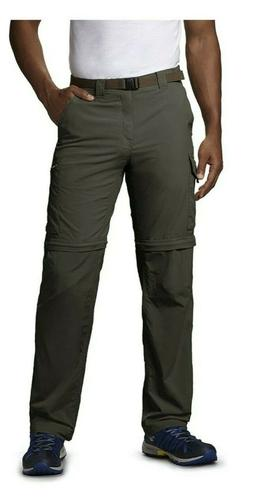 NWT Columbia Men's Silver Ridge Convertible Pant, Breathab
