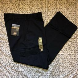 NWT NEW Men's Dickies Blue Loose Fit Straight Leg Cargo Pa