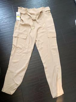 michael kors NWT Pants With Tie Size M