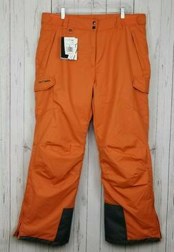 NWT Arctix Snow Sports Cargo Pants Mens Large Orange Burnt G