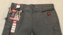 NWT! Wranger Riggs Workwear Ripstop Ranger Cargo Pants  46x3