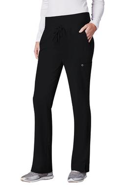 Barco One 5206 5-Pocket Midrise Cargo Pant Black