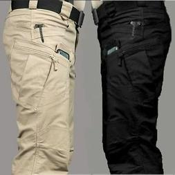 outdoor mens military urban tactical combat trousers