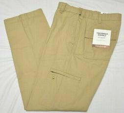 Dockers Pants, D3 Classic Fit Comfort Cargo Flat Front
