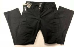 CQR Pants Tactical Cargo Lightweight Black Womens 8 Long NWT
