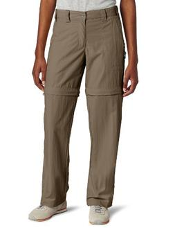 White Sierra Women's Sierra Point 29-Inch Inseam Convertible
