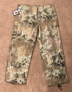 Bass Pro Shop Prairie Ghost Camoflage Camo Hunting 6 Pocket