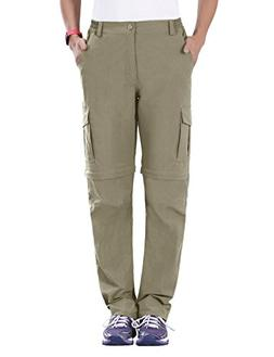 quick dry convertible hiking pants