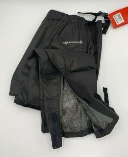 Compass 360 RainTek Cargo Rain Pants Black Sz Medium RT330
