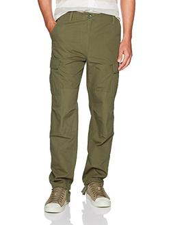 Obey Men's Recon Cargo Pant, Army, 38