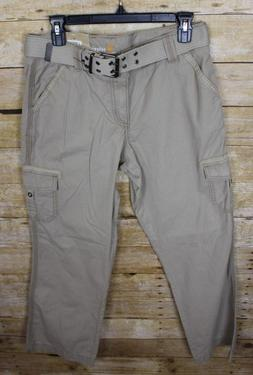 Carhartt Relaxed Fit El Paso Women's Boot Cut Cargo Pants Si