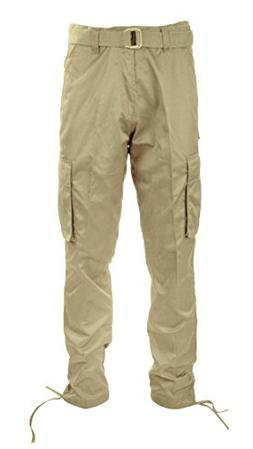 Access Men's Relaxed Loose Fit Cargo Work Pants