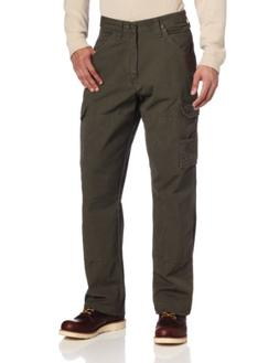 RIGGS WORKWEAR by Wrangler Men's BIG Ranger Pant,Loden,48 x