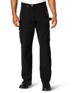 Wrangler RIGGS WORKWEAR Men's Ranger Pant,Black,32x36