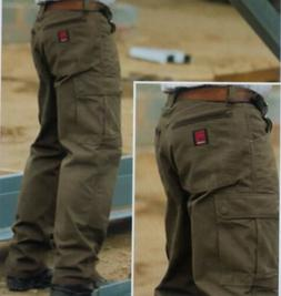 WRANGLER Riggs Workwear Ranger Relaxed Fit Cargo Pants 38x34