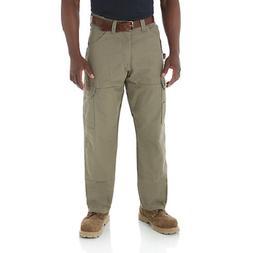 WRANGLER Riggs Workwear Ripstop Ranger Bark Cargo Pants Men'