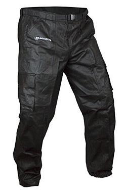 COMPASS RT33039-10-XL Raintek T50 Cargo Rain Pants, Black, X