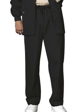 Cherokee Workwear Scrubs Men's Drawstring Cargo Pant Short 4