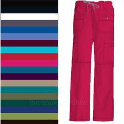 Dickies Scrubs Pants Women YOUTILITY CARGO Junoir's Fit 8574