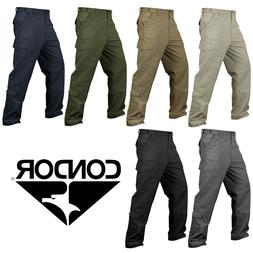 Condor Sentinel Tactical Military Style Cargo Pants - PICK C