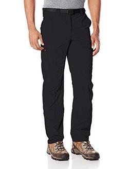 Columbia Men's Silver Ridge Cargo Pant, Black, 36 x 32