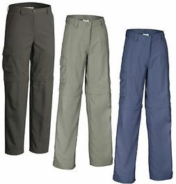 Columbia Silver Ridge III Boys Convertible Trousers Zip off