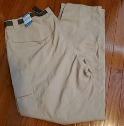 Columbia Silver Ridge Mens Cargo Pants Omni-Shade UPF 50  *4