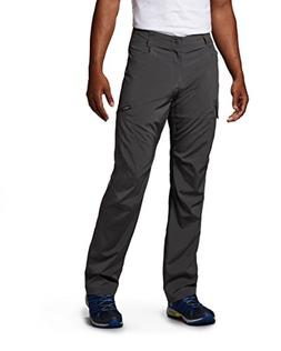 Columbia Men's Silver Ridge Stretch Pants, Grill, 32 x 30