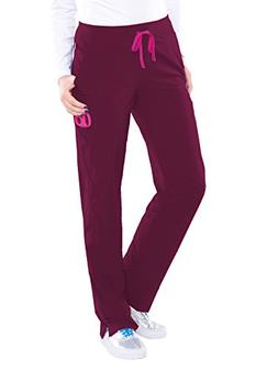 Smitten Miracle S201002 Hottie Slim Fit Pant Wine S