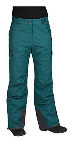 Arctix Men's Snow Sports Cargo Pants, Small, Dark Teal