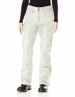 Arctix Women's Snowsport Cargo Pants, Small, Marshmallow