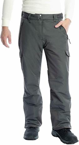 Men's 1960 Snow Sports Cargo Pants, Small, Charcoal