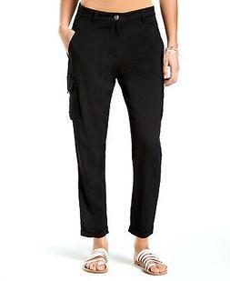 American Rag Cie | Soft Cargo Pants | Black | XS