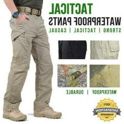 Soldier Tactical Waterproof Pants Men Cargo Pants Combat Hik