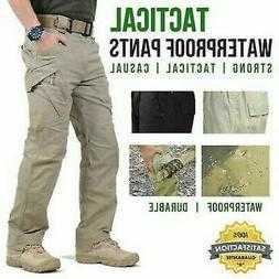 Soldier Tactical Waterproof Pants Mens Cargo Casual Pants Co