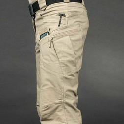 soldier tactical waterproof trousers men cargo pants