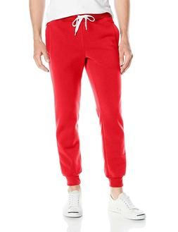 Southpole Men's Active Basic Jogger Fleece Pants