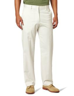 IZOD Straight Fit American Chino Flat Front Pants 28x29, Pum