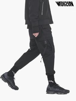 VIISHOW Streetwear Men's <font><b>Pants</b></font> Brand <fo