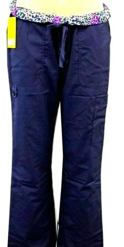 Stylish Scrub Cargo Pockets Pants - Loaded with Options - GT