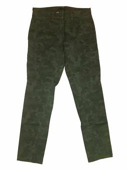 SUPPLIES BY UNIONBAY SKINNY FAUX CARGO PANT JEAN COTTON BLEN