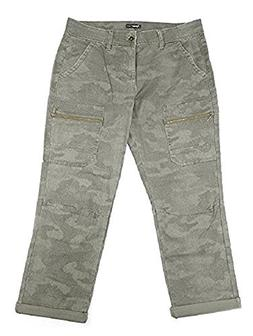 Supplies by Unionbay Womens Cargo Crop Pant
